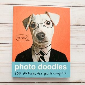 Photo Doodles book new and unused